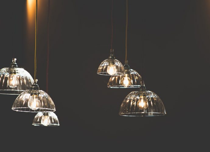 Oświetlenie do salonu ogólne