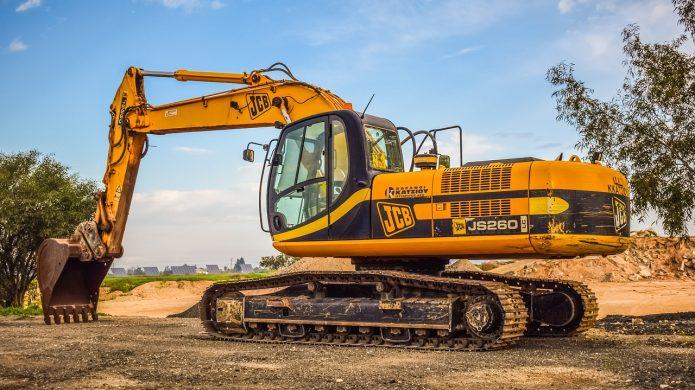 Wysokiej jakości części do maszyn budowlanych i rolniczych