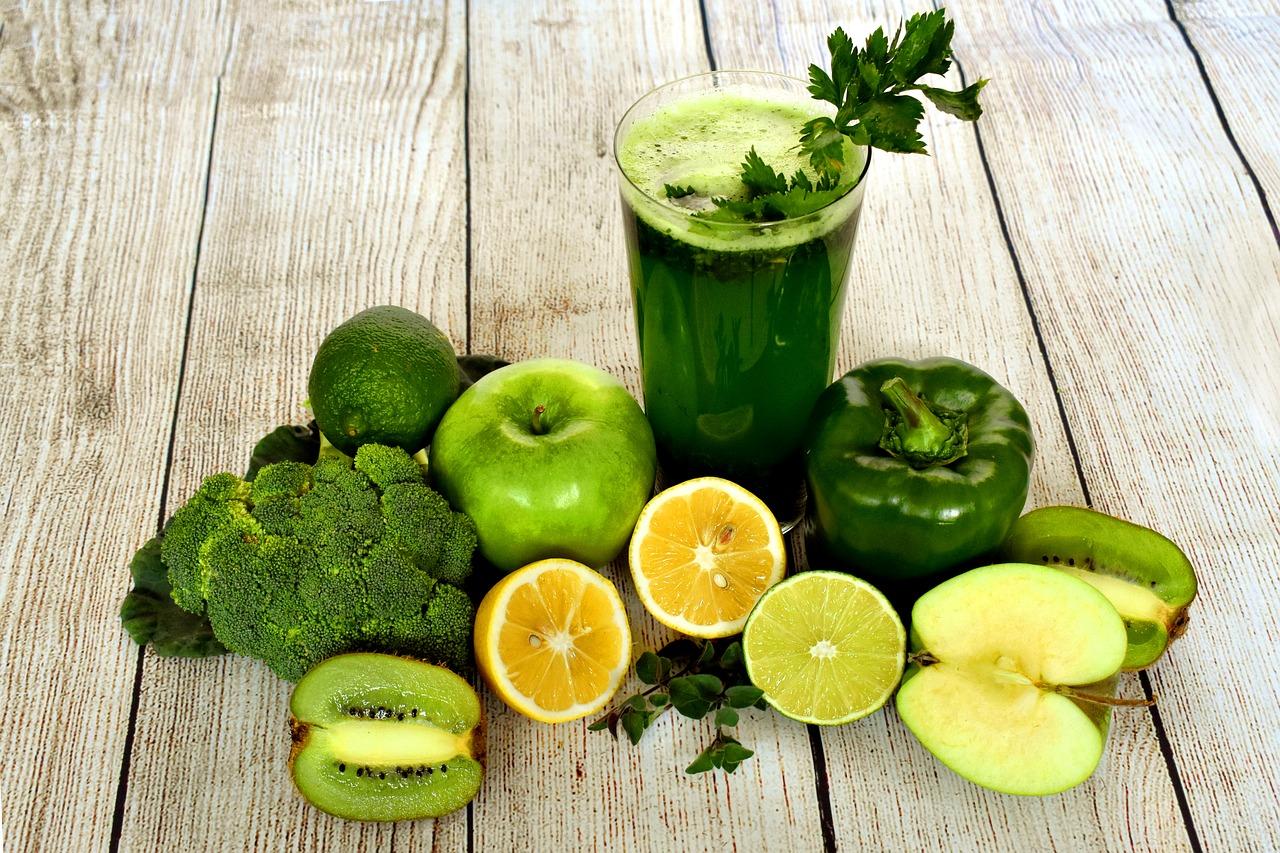 Zalety ekologicznej żywności