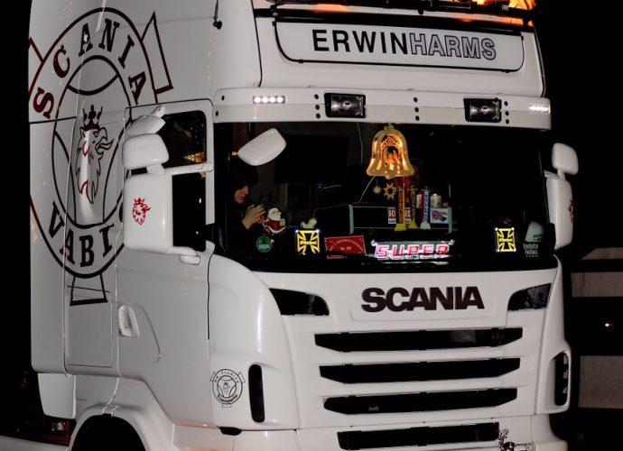 Zalety ciężarówek Scania
