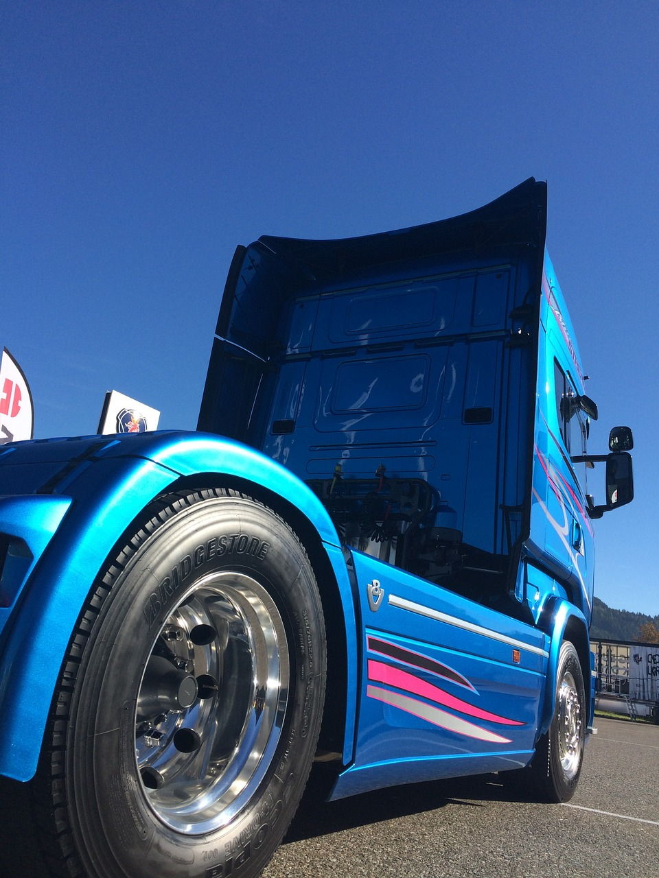 Ciężarówki firmy Scania